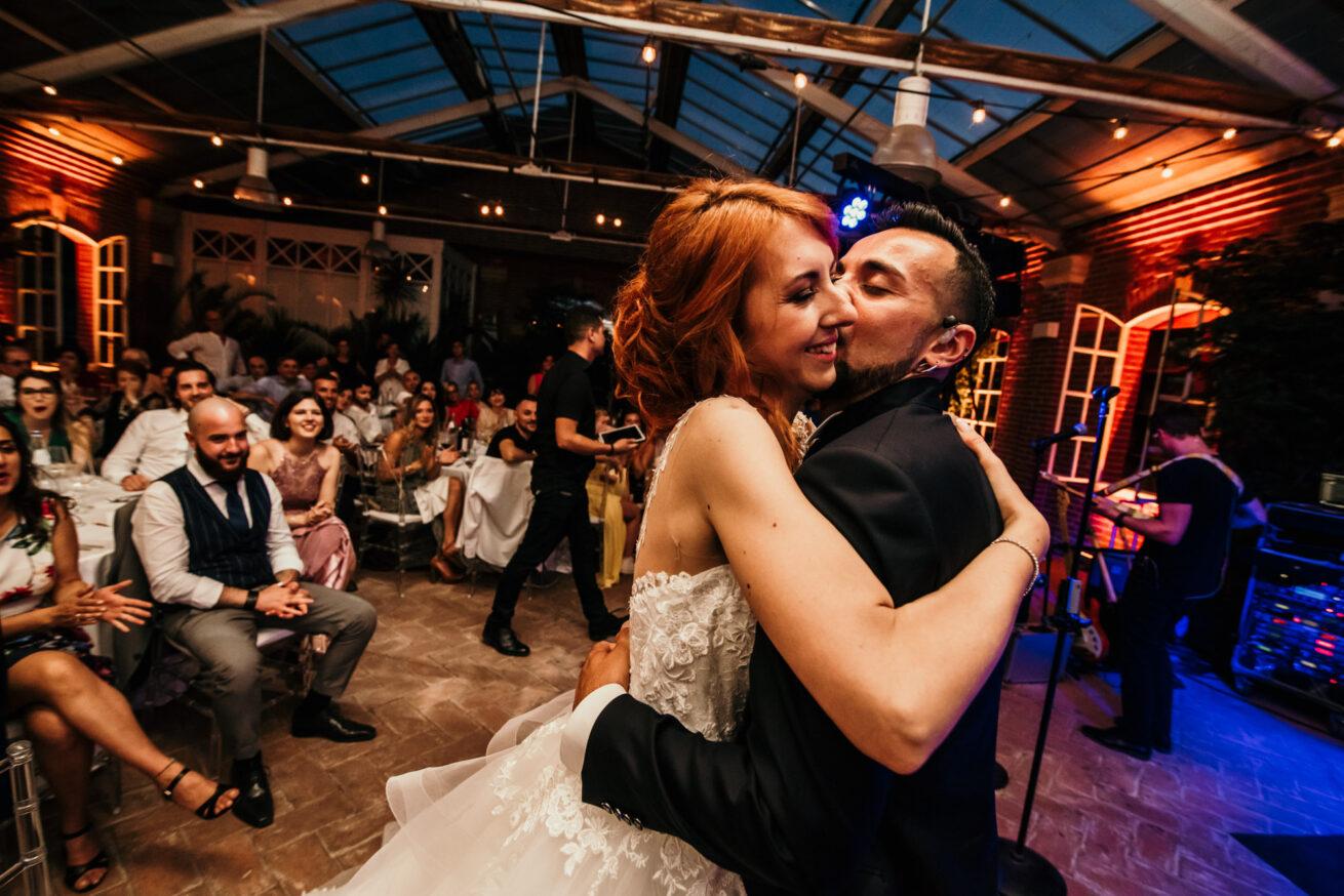 Matrimonio a Bologna, festeggiamenti sposi al Ristorante Vivaio la Bastia