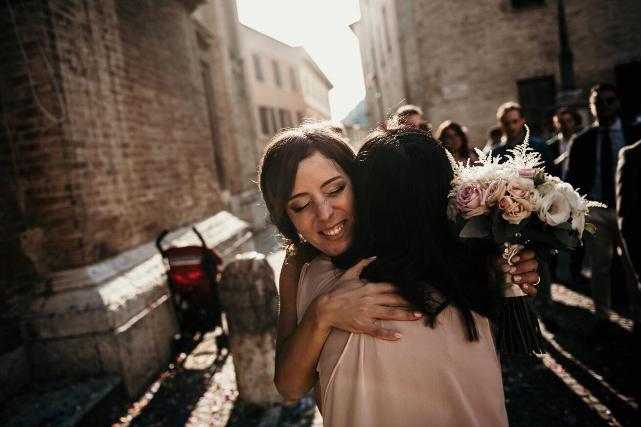 Auguri di matrimonio a Pesaro Urbino (Fossombrone)