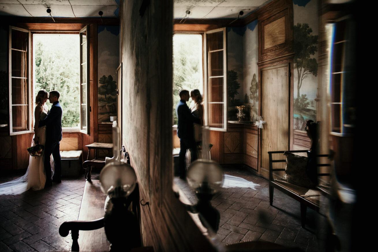 Matrimonio Bologna, foto sposi, Villa Nicolaj, Calcara