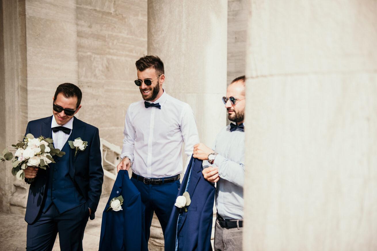 Matrimonio a San Marino, testimoni di nozze, Basilica del Santo