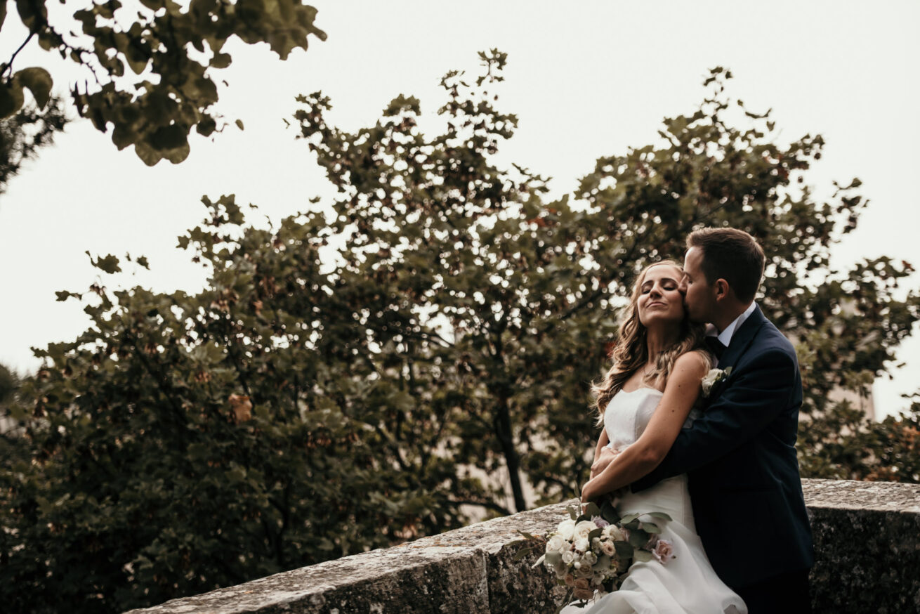 Matrimonio San Marino, foto sposi