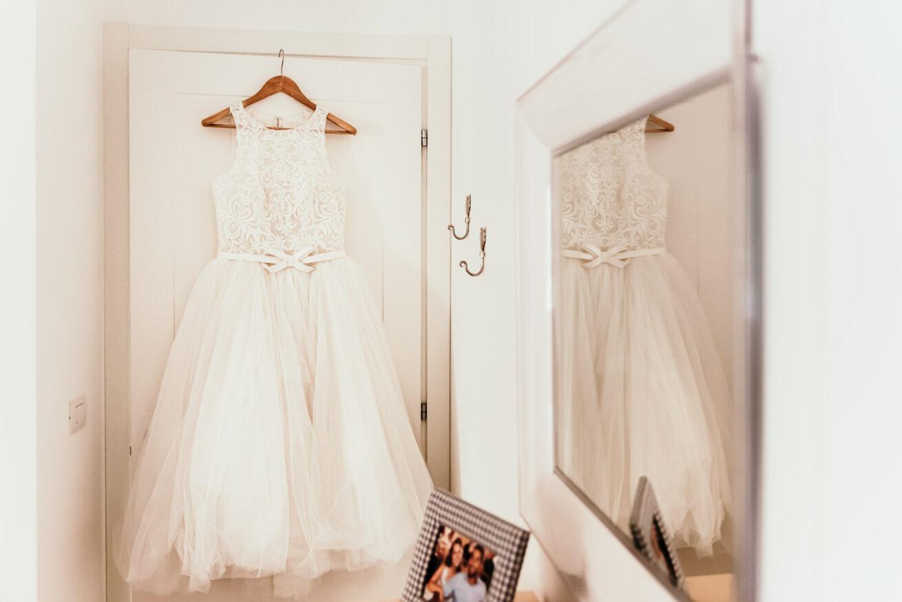 Matrimonio Bologna, preparazione sposa, abito da sposa
