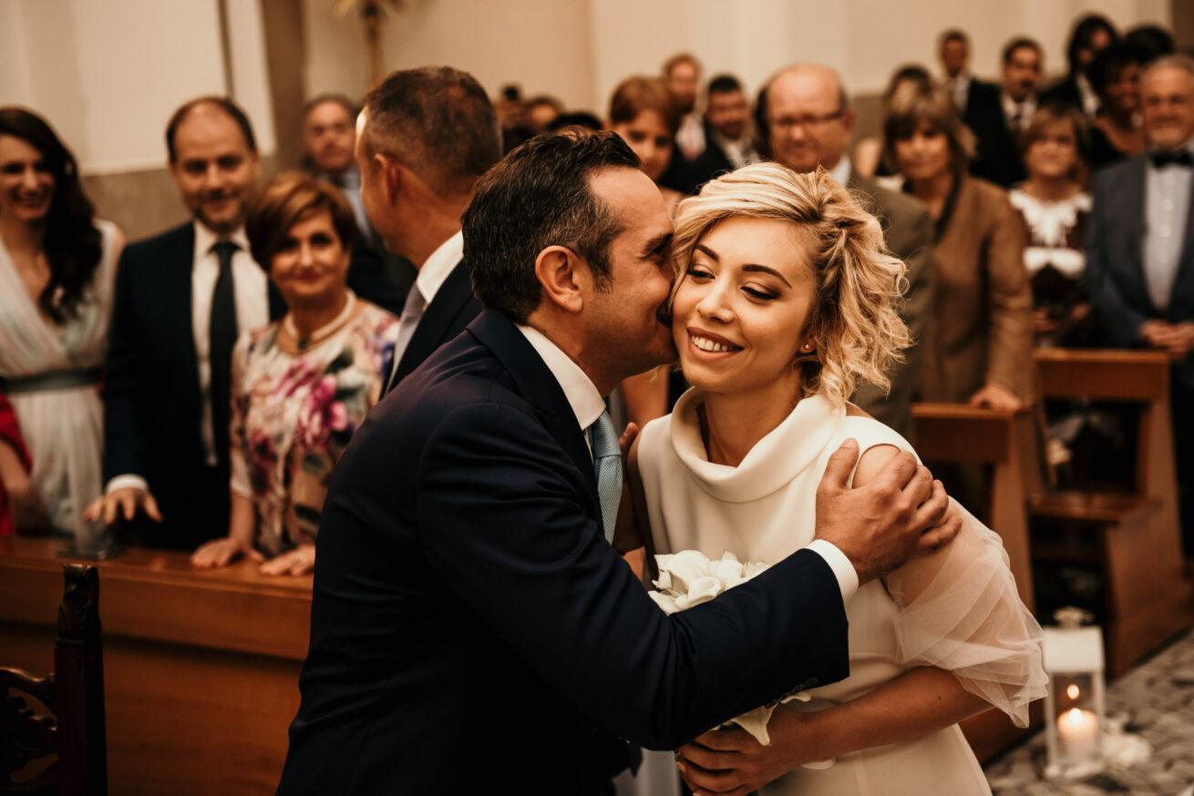 Matrimonio Rimini, cerimonia sposi, Chiesa San Prosero