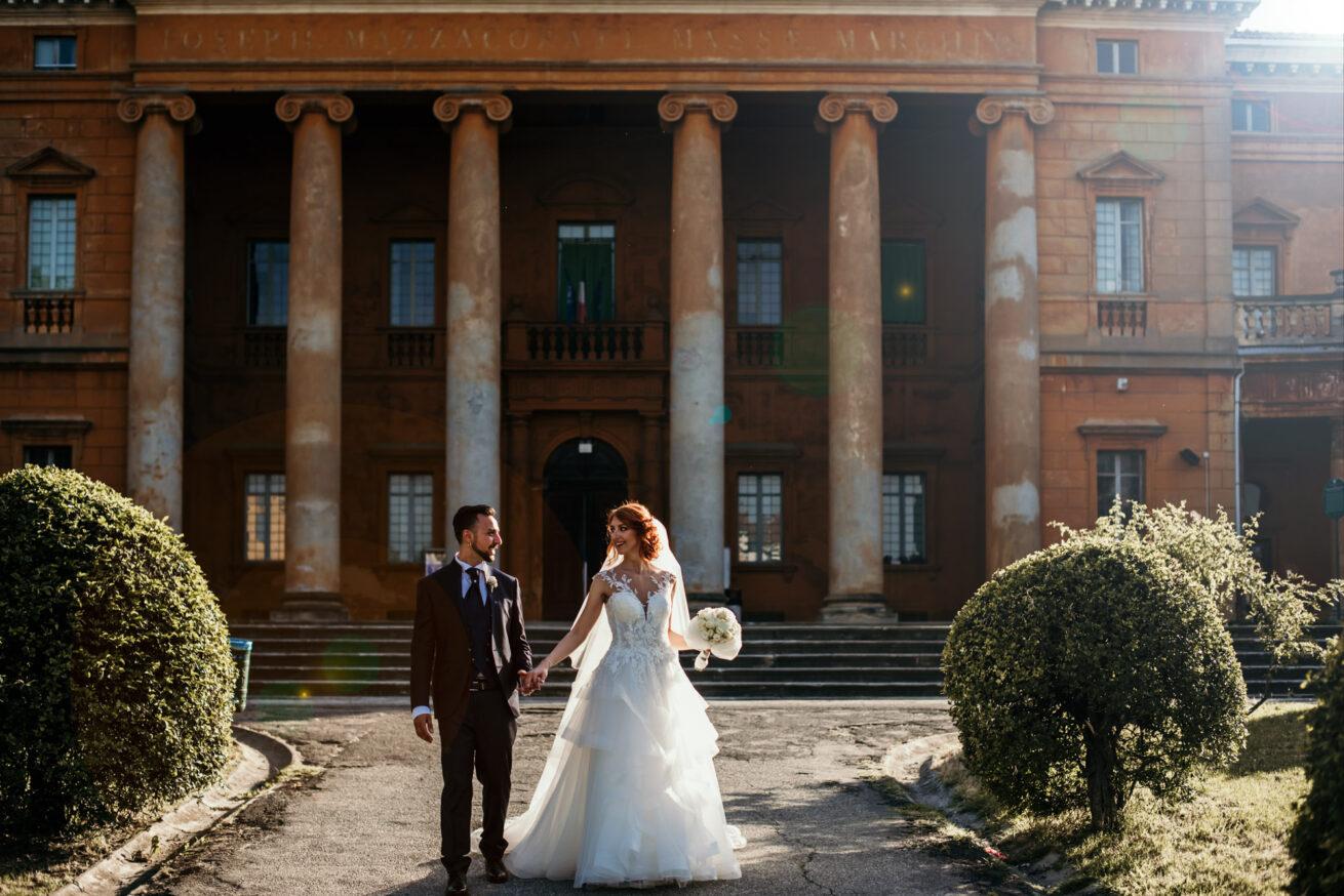 Matrimonio Bologna Villa Aldrovandi Mazzacorati