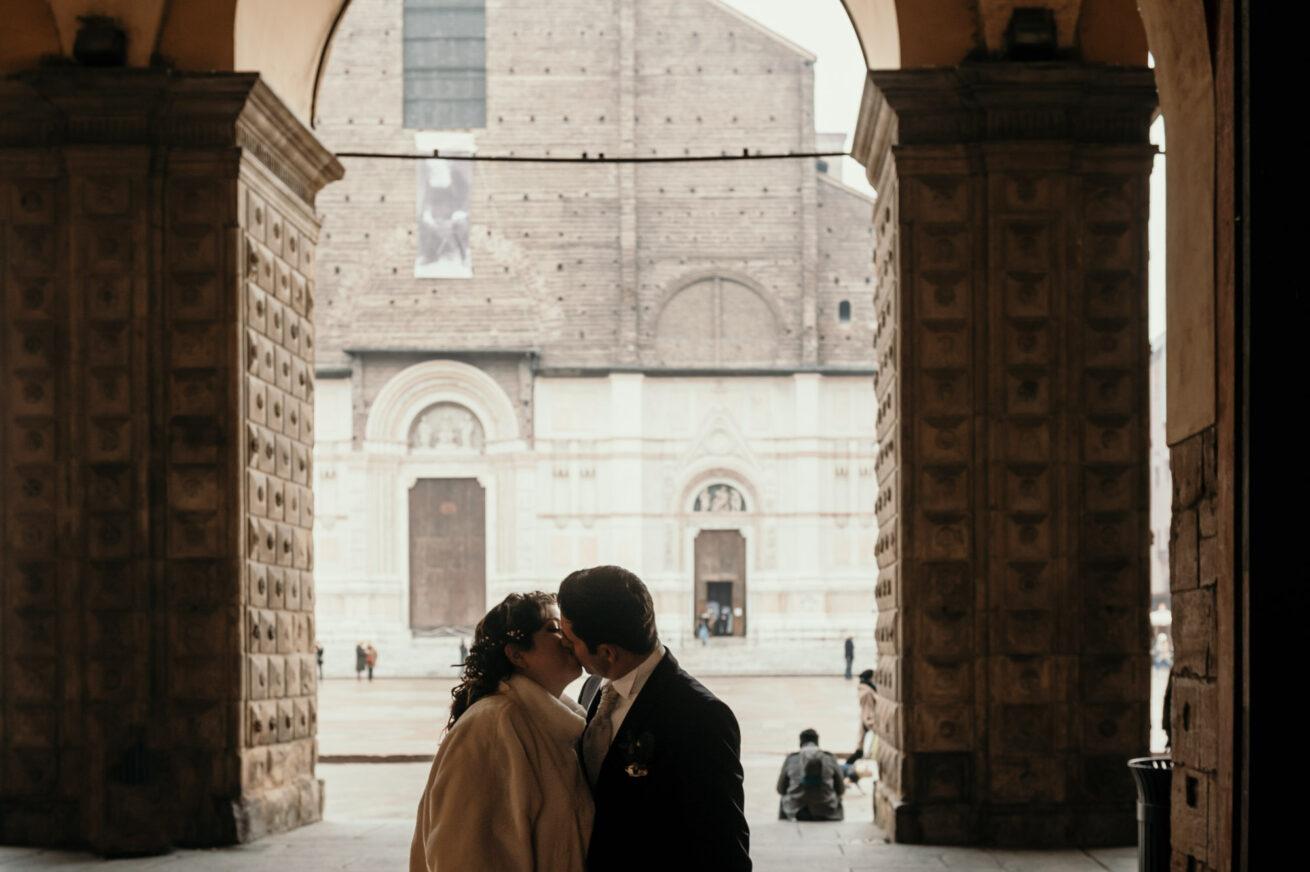 Matrimonio Bologna, Piazza Maggiore